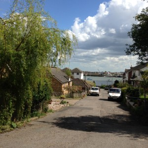 Upnor Village pic